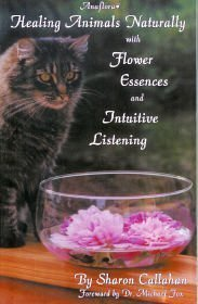 Healing Animals Naturally with Flower Essences and Intuitive Listening Sharon Callahan