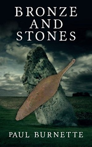 Bronze and Stones  by  Paul Burnette