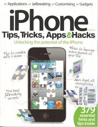 iPhone Tips,Tricks,Apps & Hacks Volume # 6 (Volume # 6,2012)  by  Dave Harfield