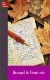 Besieged Generosity: Deuteronomy 28 Blessing (My Bible Diaries) (Volume 2) by Linda C. Newberry