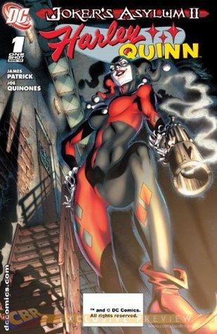 Jokers Asylum: Harley Quinn #1  by  J.P.
