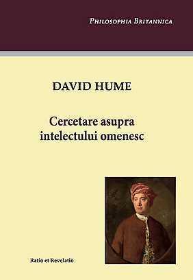 Cercetare asupra intelectului omenesc  by  David Hume