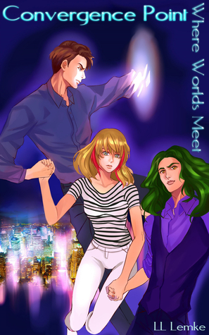 Convergence Point: Where Worlds Meet  by  L.L. Lemke