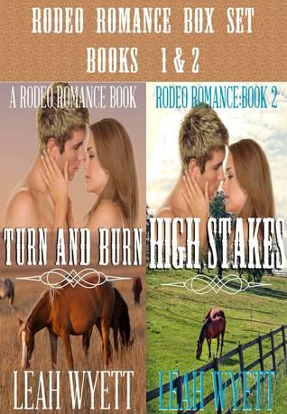 Rodeo Romance Box Set - Books 1 & 2  by  Leah Wyett