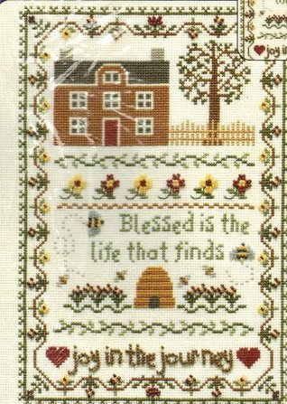 Joy In The Journey (Leisure Arts 3134) Counted Cross Stitch (3134) Diane Williams