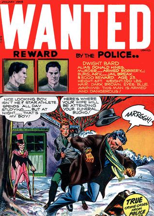 Wanted Comics, Number 11 Orbit Publications
