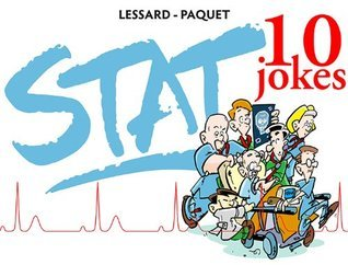 STAT 10 jokes  by  Yves Lessard