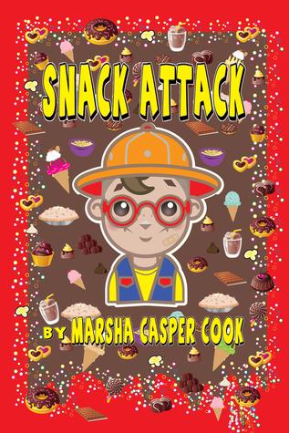 Addison Apple in ... Snack Attack  by  Marsha Casper Cook