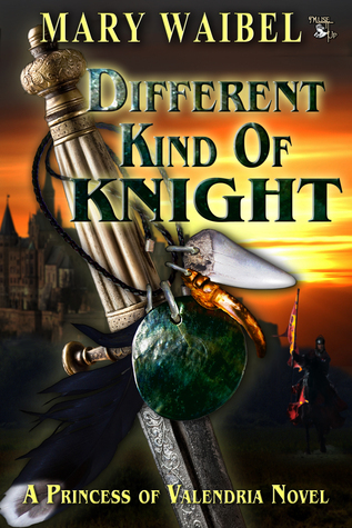 Different Kind of Knight  by  Mary Waibel