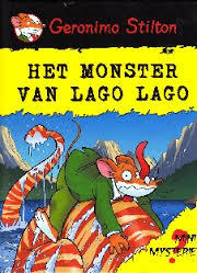 Het monster van Lago Lago Geronimo Stilton