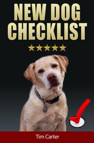 New Dog Checklist Tim   Carter