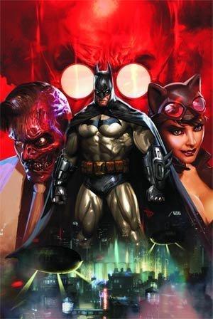 Batman Arkham Unhinged #1 Mike S. Miller
