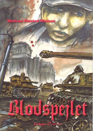Blodspejlet  by  Michael Næsted Nielsen