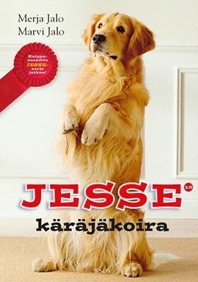 Jesse käräjäkoira (Koiratytöt, #10)  by  Merja Jalo