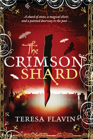 The Crimson Shard  (The Blackhope Enigma, #2) Teresa Flavin