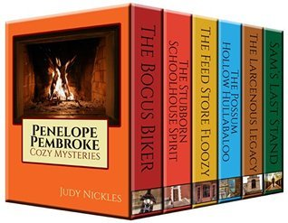 The Penelope Pembroke Cozy Mystery Series Judy Nickles