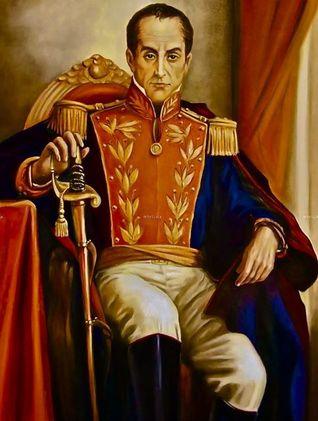 Bolivar Diplomatico  by  Armando Rojas