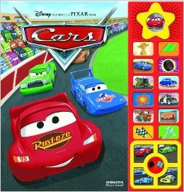 Cars [With Electronic Game W/Pieces]  by  Publications International Ltd.
