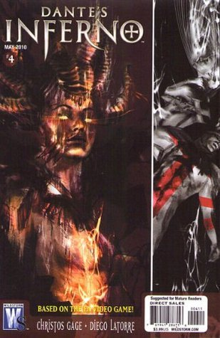Dantes Inferno #4 (dantes Inferno, #4)  by  Christos Gage