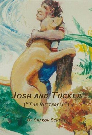 Josh and Tucker  by  Sharon Scheer