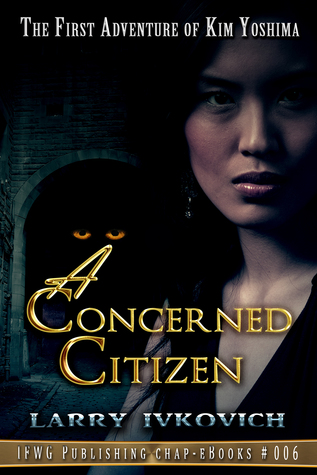 A Concerned Citizen  by  Larry Ivkovich
