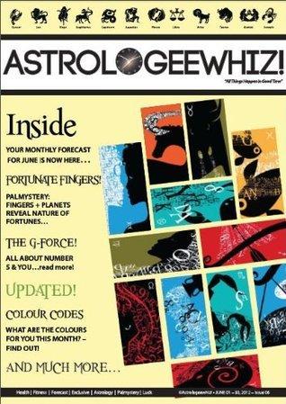 Astrologeewhiz! (June 2012) Melina