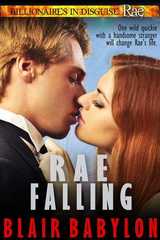Rae Falling (The Devilhouse, #1) Blair Babylon