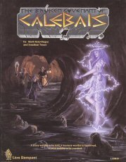 Broken Covenant of Calebais (Ars Magica, 2nd Edition) Mark Rein-Hagen