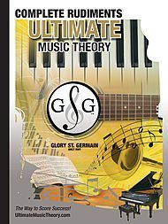 GP-UCR - Ultimate Music Theory Complete Rudiments  by  Glory St. Germain