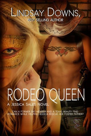 Rodeo Queen Lindsay Downs