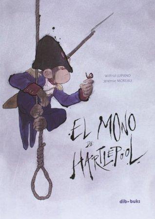 El mono de Hartlepool Wilfrid Lupano