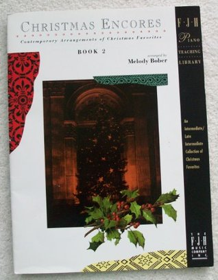 Christmas Encores, Book 2 Melody Bober