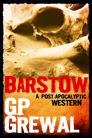 Barstow  by  G.P. Grewal