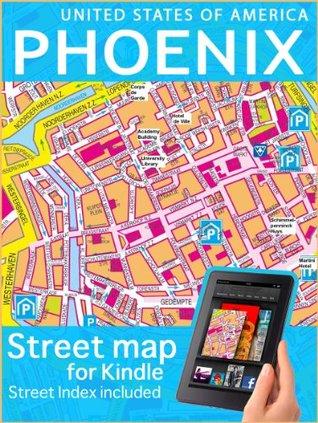 Map of Phoenix Digital Maps