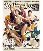Rolling Stone #1102 April 15, 2010 Glee Gone Wild MGMT Erykah Badu Alex Chilton Lady Gaga Various