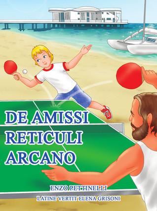 De amissi reticuli arcano  by  Enzo Pettinelli