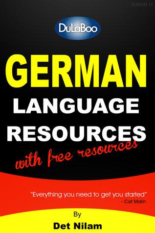 German Language Resources  by  Det Nilam