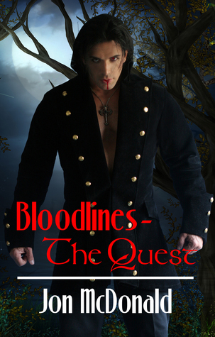 Bloodlines: The Quest  by  Jon McDonald