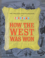 NOT A BOOK: How The West Was Won NOT A BOOK