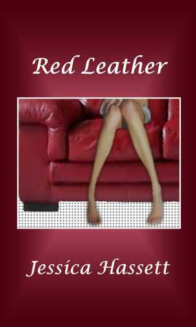 Red Leather Jessica Hassett