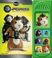 G-Force: Interactive Play A Sound Disney  by  Publications International Ltd.