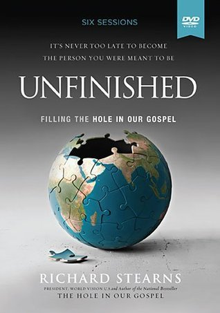 Unfinished DVD Only: Believing Is Only the Beginning Richard Stearns