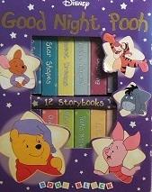Good Night Pooh: 12 Storybooks (Book Block) Publications International Ltd.
