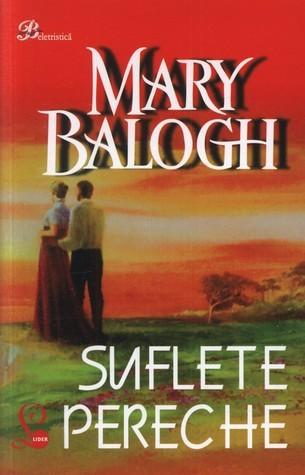 Suflete pereche (Simply Quartet #2)  by  Mary Balogh