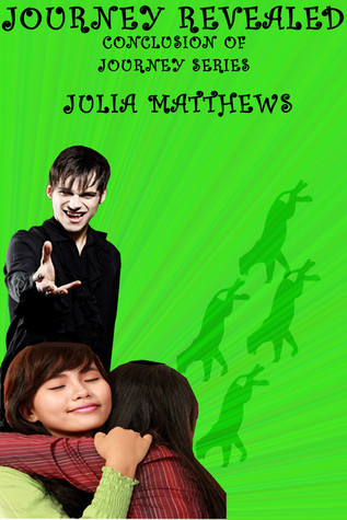 Journey Revealed Conclusion of Journey Series  by  Julia  Matthews