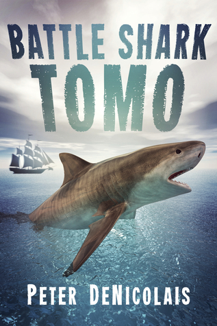 Battle Shark Tomo Peter DeNicolais