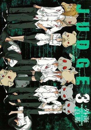 Judge Tome 3 Yoshiki Tonogai