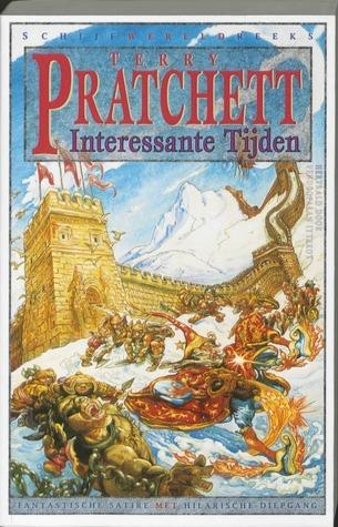 Interessante Tijden  by  Terry Pratchett