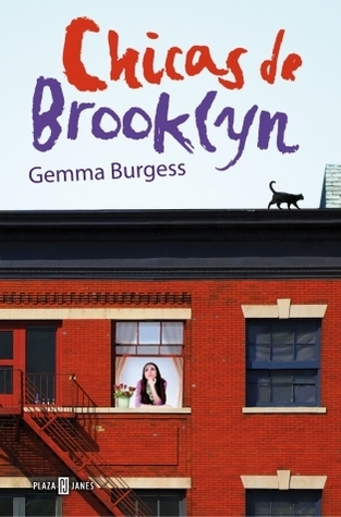 Chicas de Brooklyn (Chicas de Brooklyn, #1) Gemma Burgess