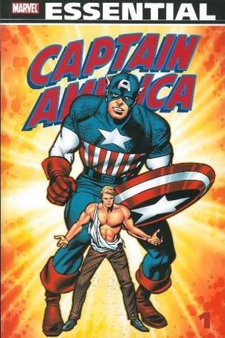 Essential Captain America - Volume 1  by  Stan Lee